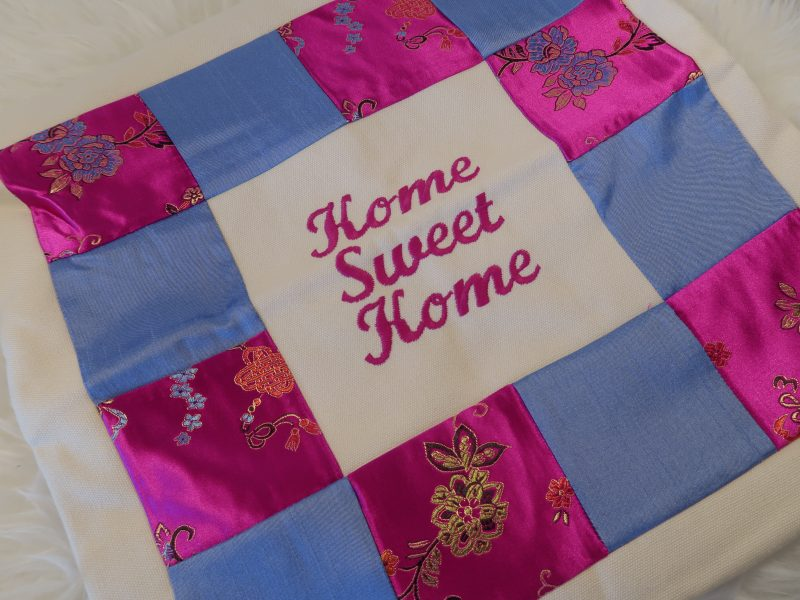 Using  Personalised Cushions In Your Home