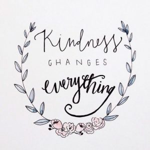 kindness small business