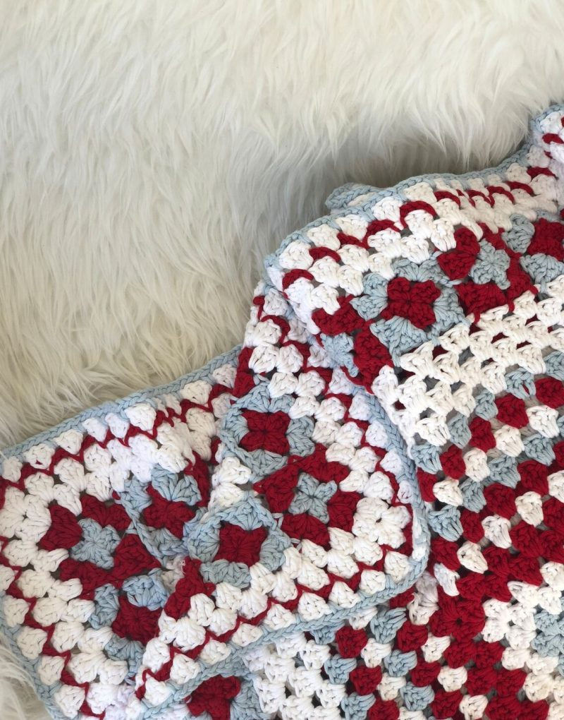 Easy fix for your Granny Squares