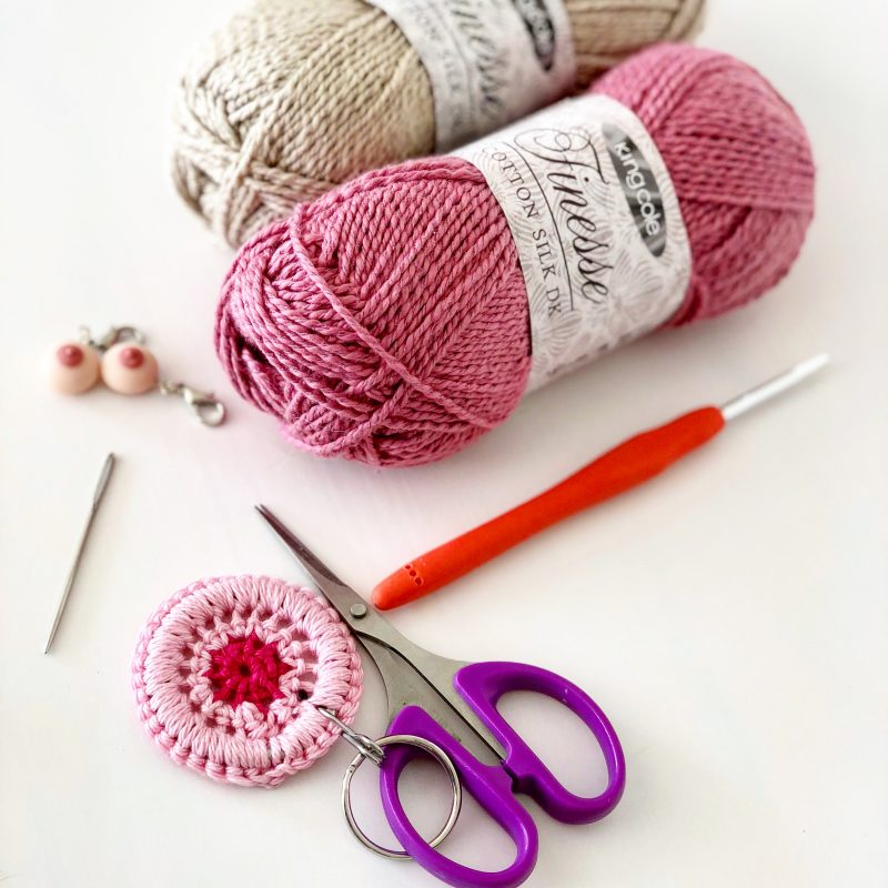 The crochet world as a beginner