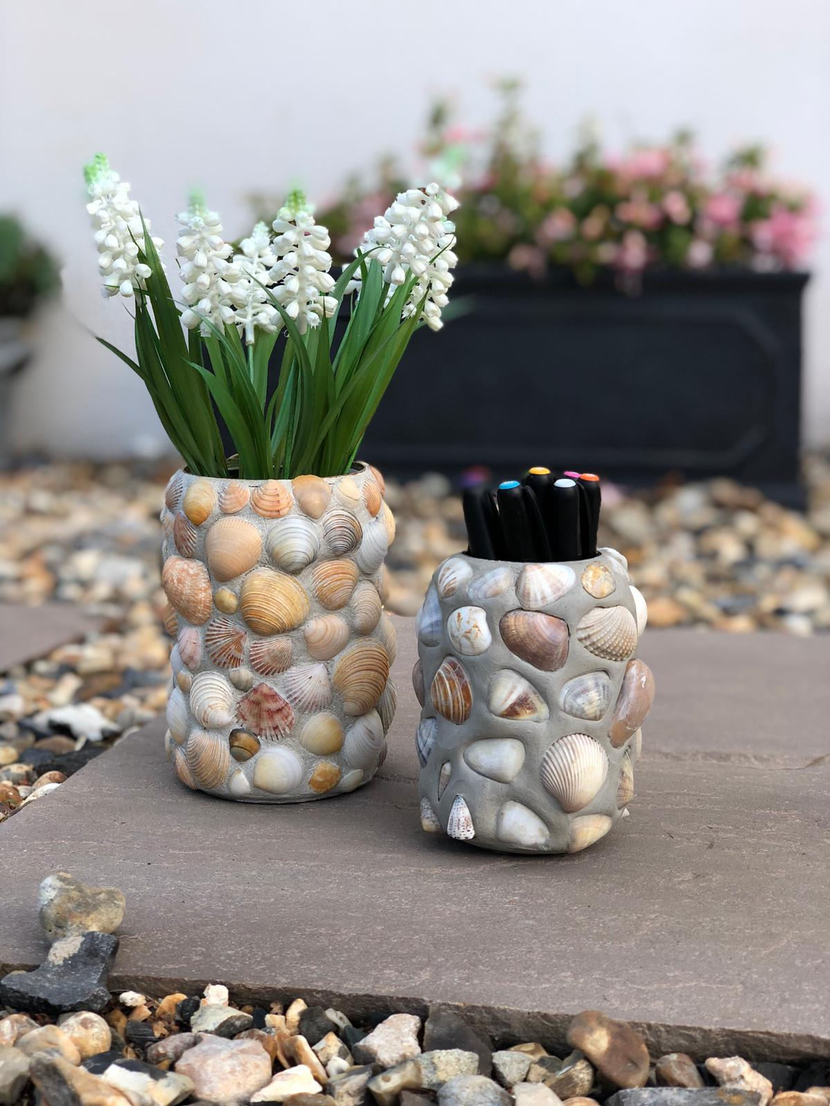 Shell Pot Tutorial