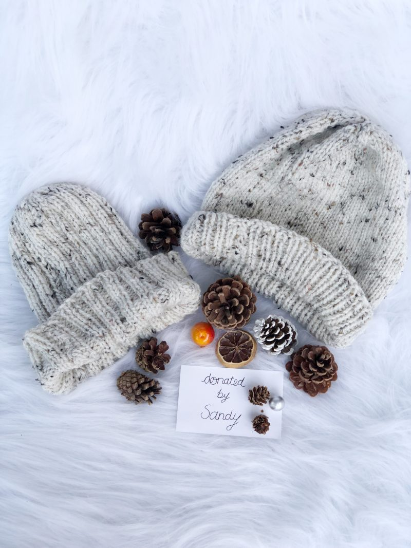 Crafts for Care – Shelter the homeless with hats & gloves