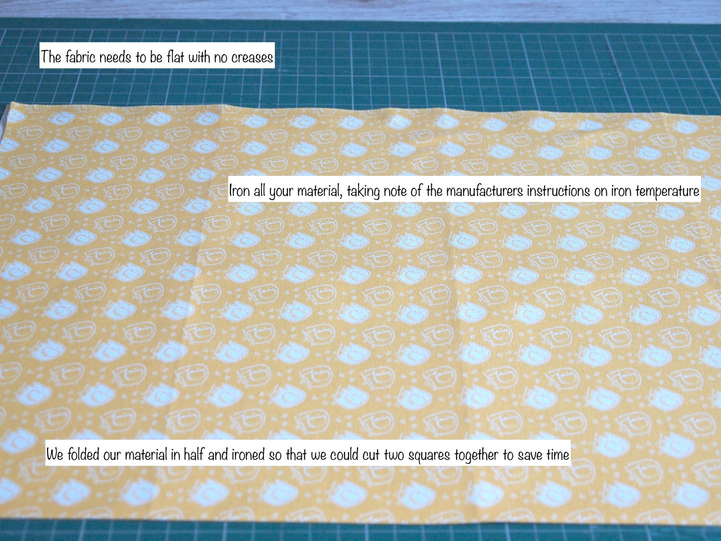 tutorial for patchwork quilt