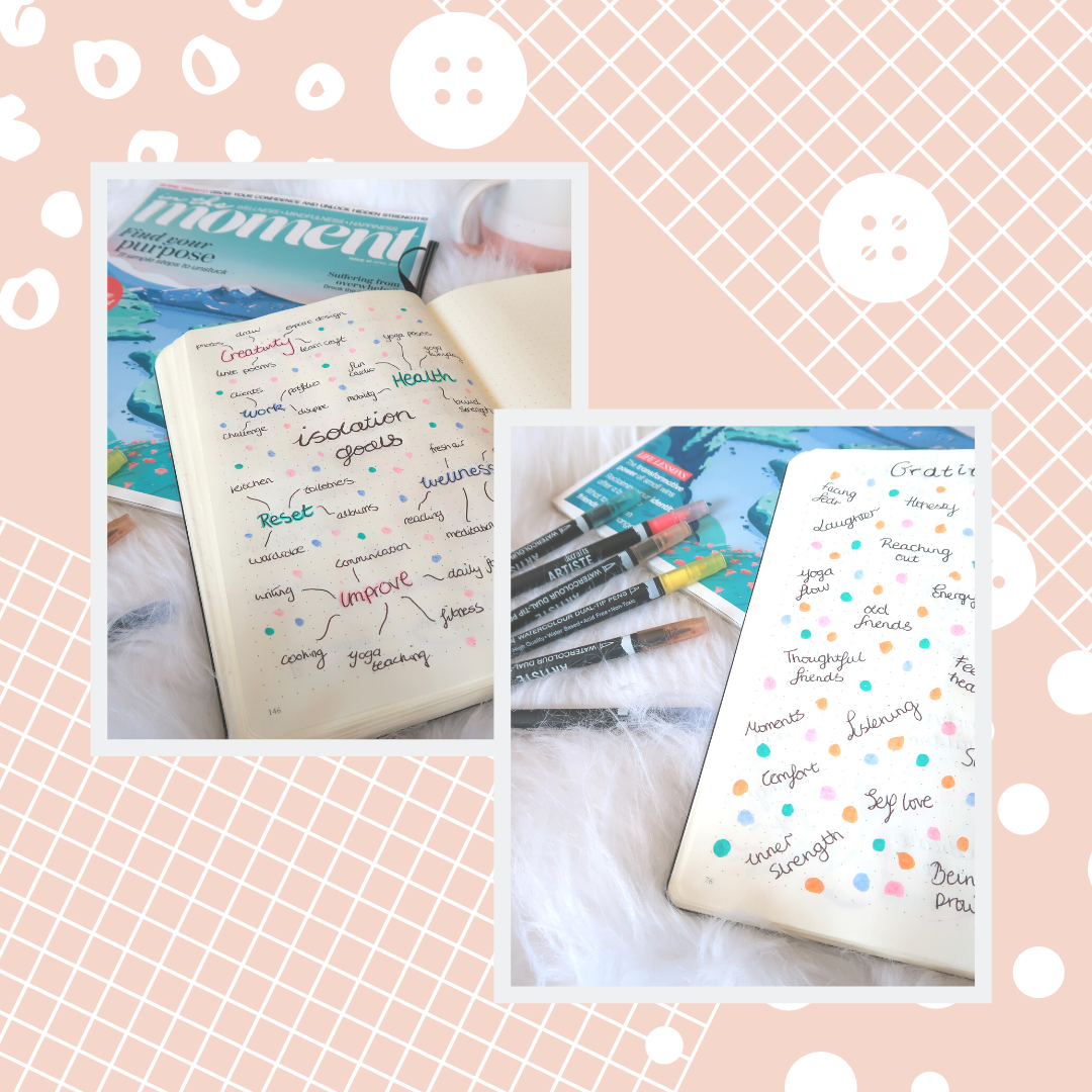 Journal Ideas to Get You Through Isolation