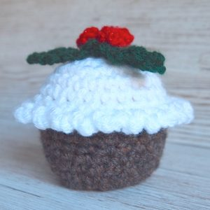 christmas pudding chocolate orange cover